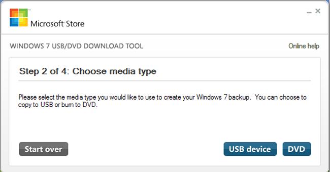 Cara Membuat Bootable USB Windows Dengan Windows USB/DVD Download Tool - TutorialCaraKomputer.com