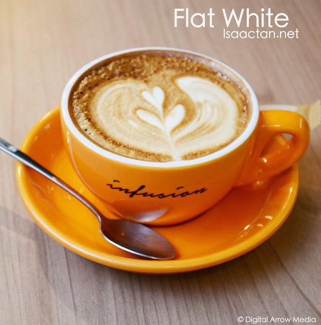 Flat White - RM11