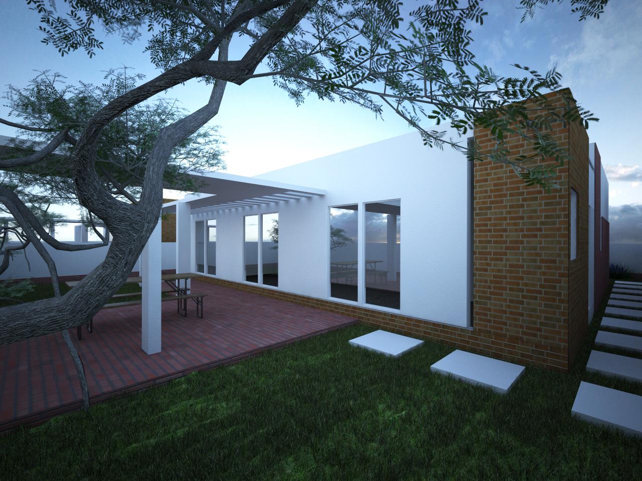 Arquitecto aguiar moradias facova luanda for Arquitecto t4