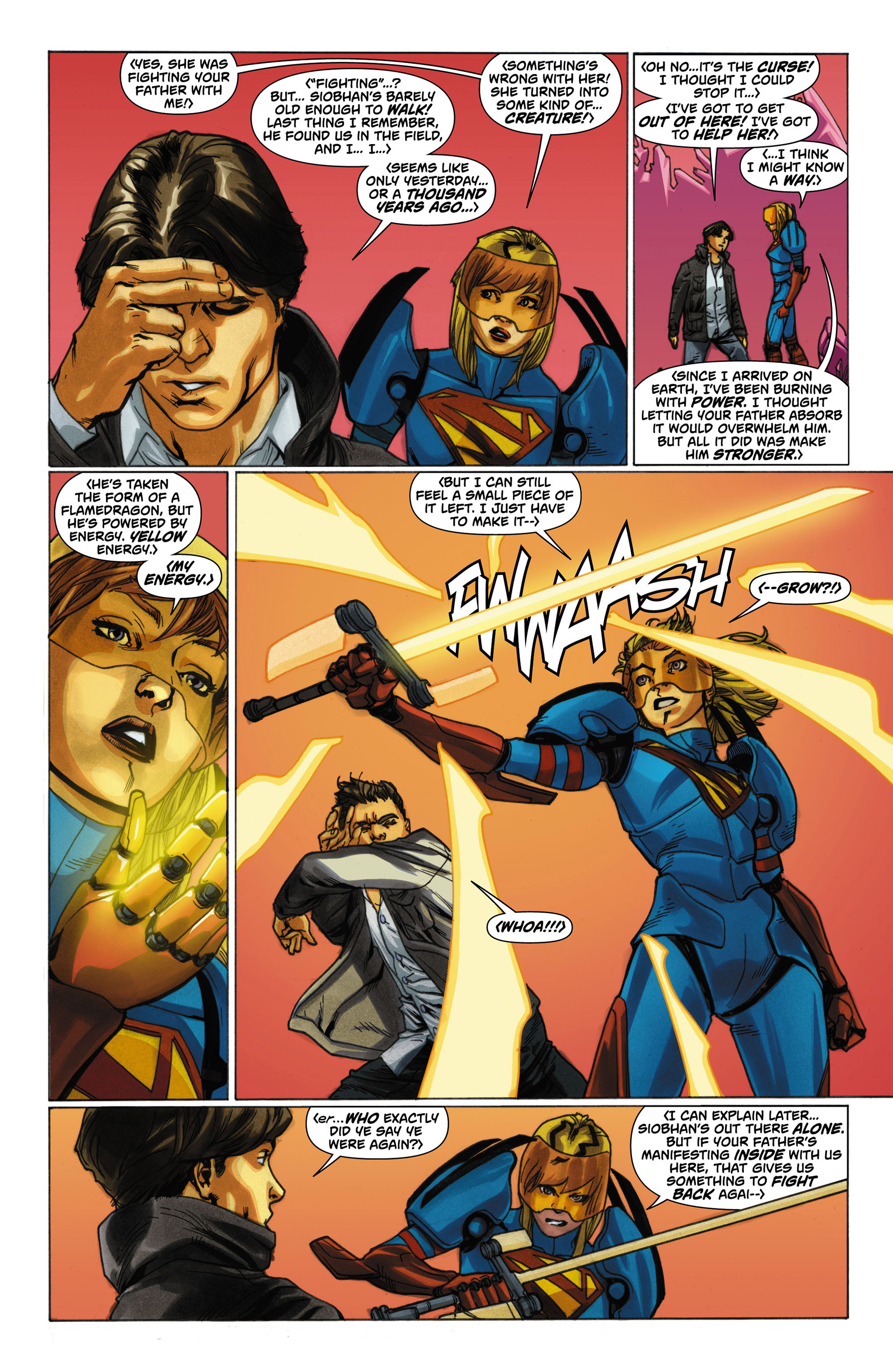 Supergirl (2011) Issue #10 #12 - English 10