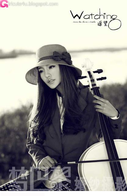 4 Liu Lu - Sprinkle love love-very cute asian girl-girlcute4u.blogspot.com