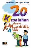 20 kesalahan dalam mendidik anak rumah buku iqro toko buku online buku keluarga buku anak