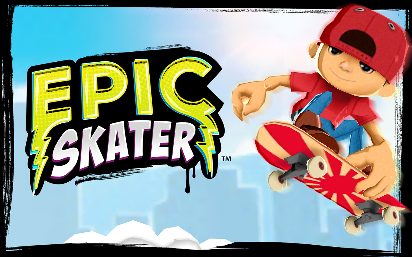 Epic Skater v1.1.7 APK+DATA [Unlimited Coins/Soda]
