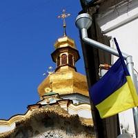 Апрельские виды Киева