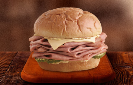 Fast food geek arby 39 s king 39 s hawaiian roast beef and for Arby s 2 for 5 fish