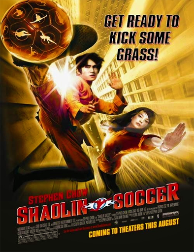 Ver Shaolin Soccer (Siu lam juk kau) (2011) Online