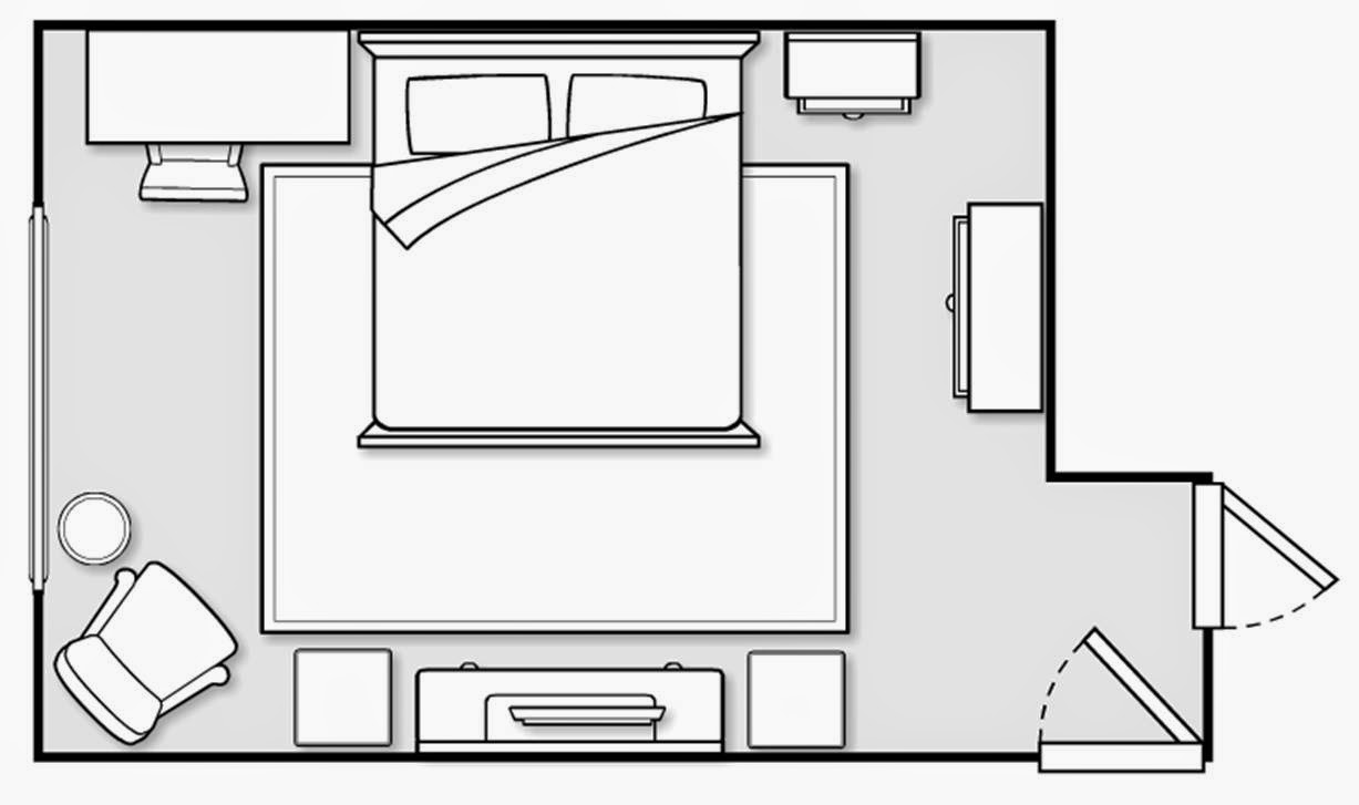 Blog Plans of master bedroom