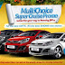 WIN CARS, PLASMA TV AND EXPLORA DECODER AT THE NEW MULTICHOICE DSTV SUPER CRUISE PROMO