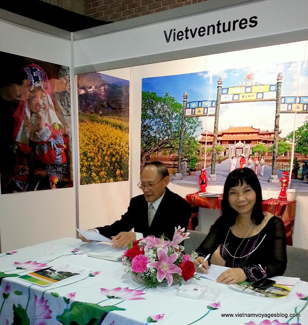 2013 - International Tourism and Travel Show, Quebec, Montreal, Canada
