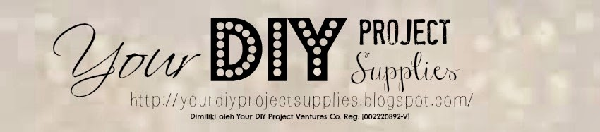 Your DIY Project Supplies