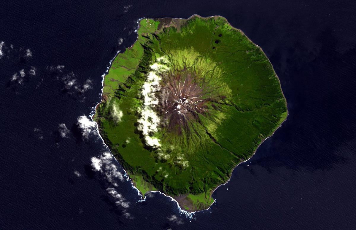 St Tristan Island