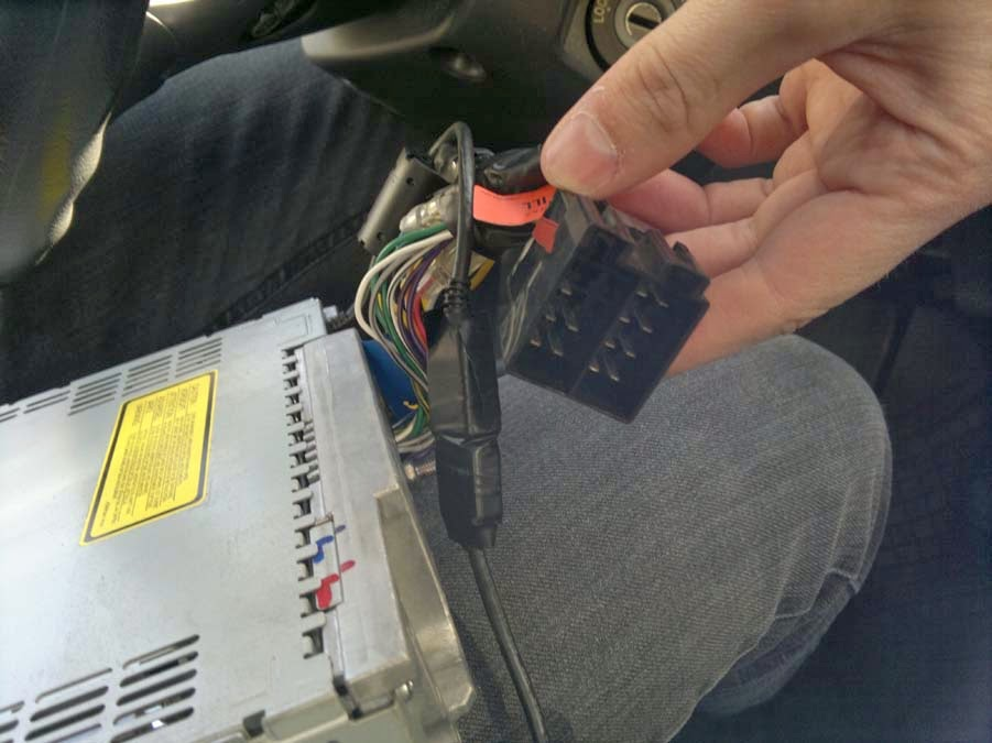 My starlet ep91 1997 connecting car stereo in toyota starlet here you see the iso standard everything except the antenna goes to this contact asfbconference2016 Images