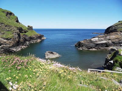 The Haven, Tintagel, Cornwall
