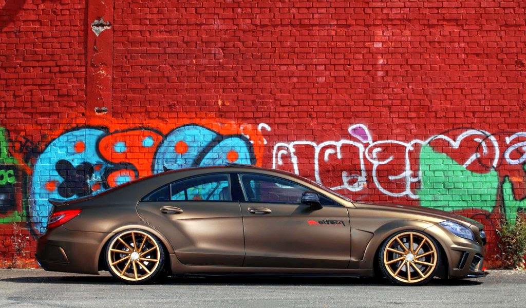 Mercedes-Benz CLS 350 CDI Tuning