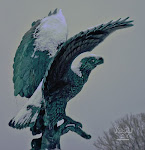 "Snowy Day At the ""Eagle"""