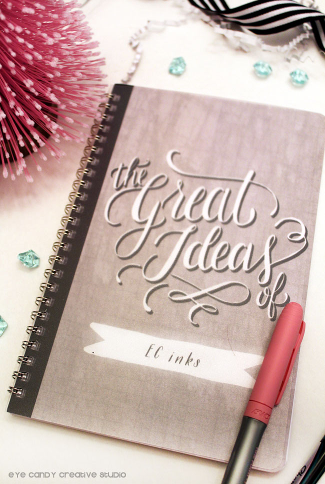the great ideas, personalized stationery, minted, journals, organization