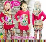 Baju Muslim Stelan Frozen GC1590