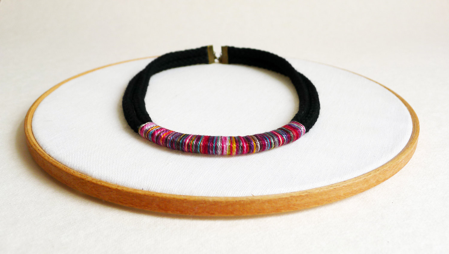 trincaruvas - Rope necklace multicolor