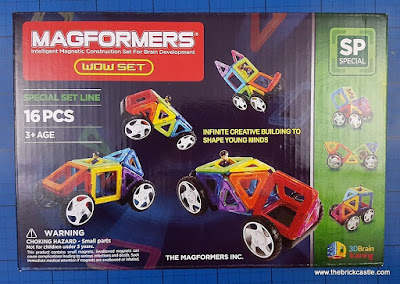 Magformers Wow Box Children's Construction Toy Review (age 3+)