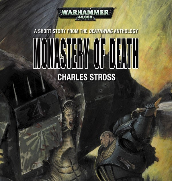 Short Stories Anthologies: Review Deathwing