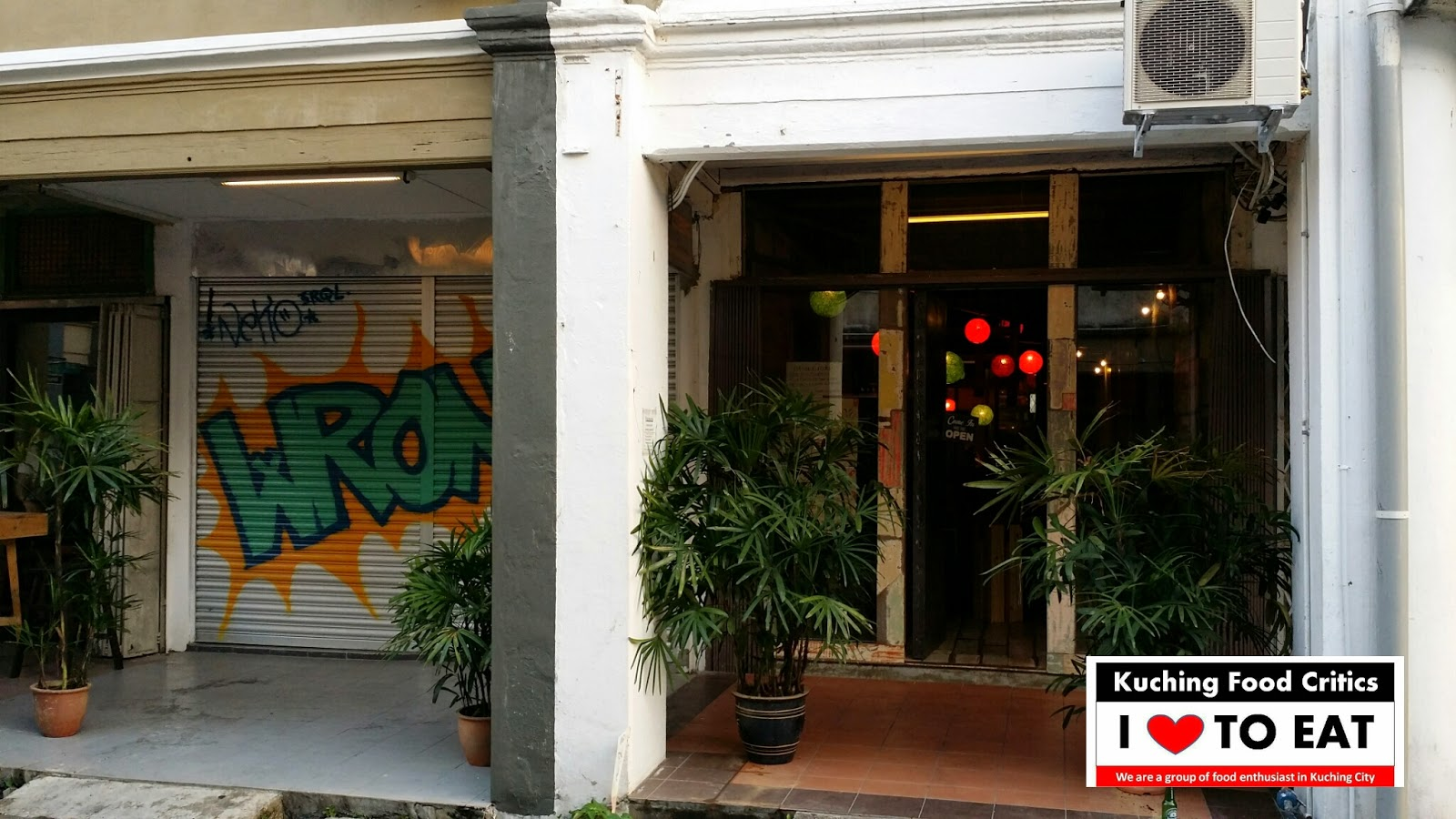 Kuching Food Critics Wrong Place At Carpenter Street