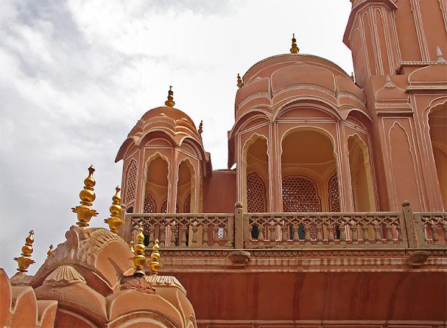 Le palais des Vents à Jaipur