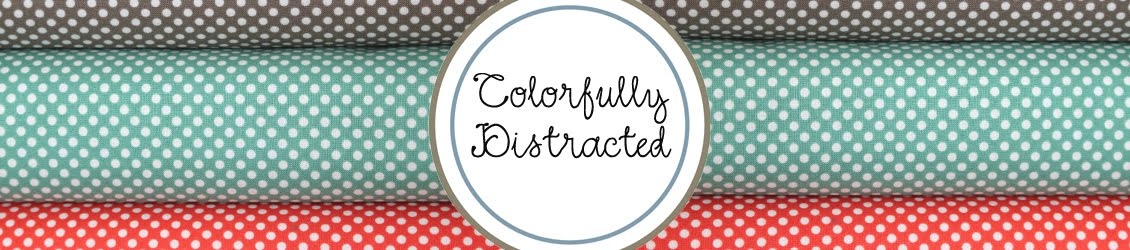 Colorfully Distracted