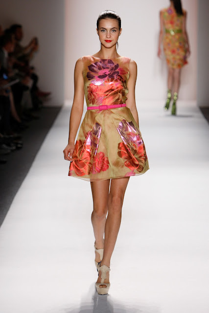 Farah Angsana Spring / Summer 2013 Design from New York Fashion Week