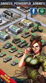 Screenshots of the Steel avengers: Scorched Earth for Android tablet, phone.