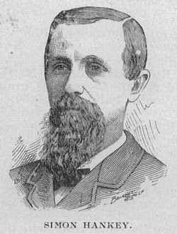 Simon Hankey 1840-1885