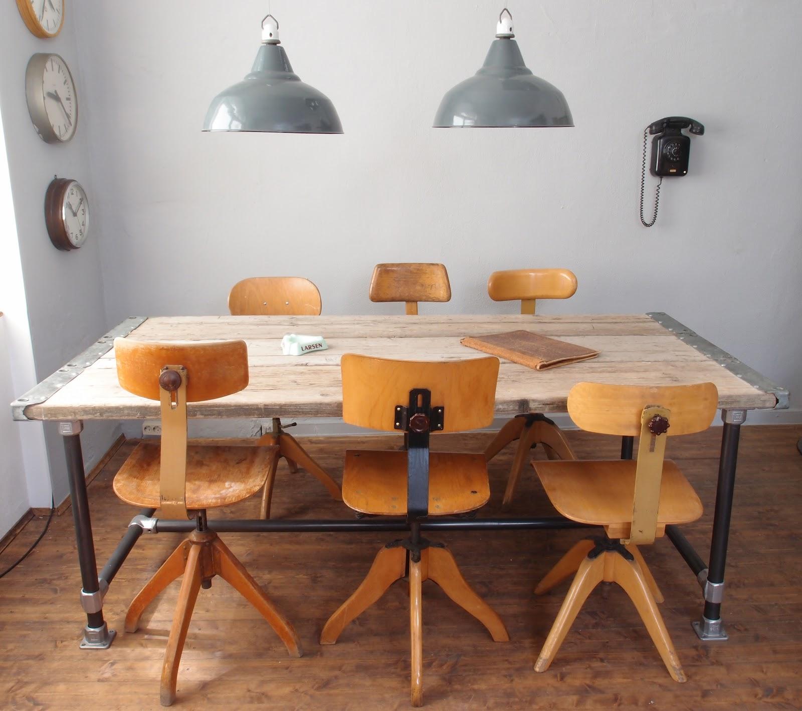 atelier b71 industrielampen. Black Bedroom Furniture Sets. Home Design Ideas