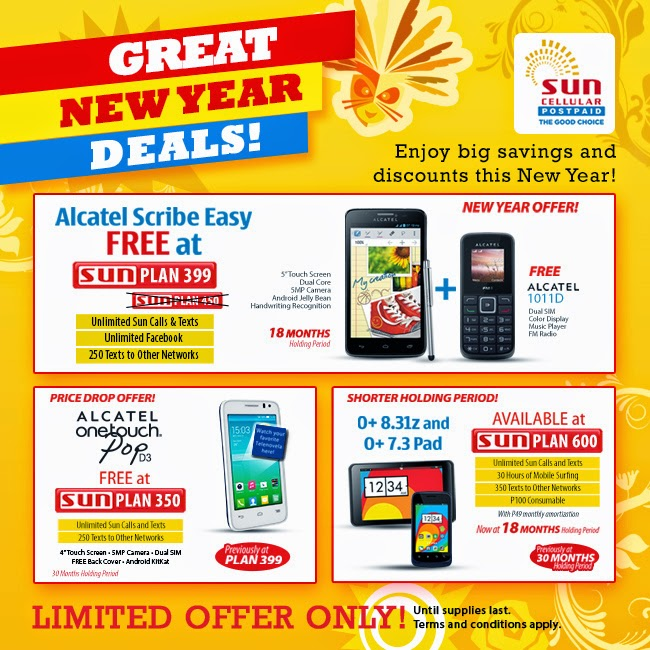 Sun Call and Text Promos (Updated!) Cheers to one of the leading provider of unlimited calling and texting, Sun Cellular! Here are the updated call and text promos that Sun is offering for this year. Take time to check below the best promo that fits your lifestyle. 🙂.