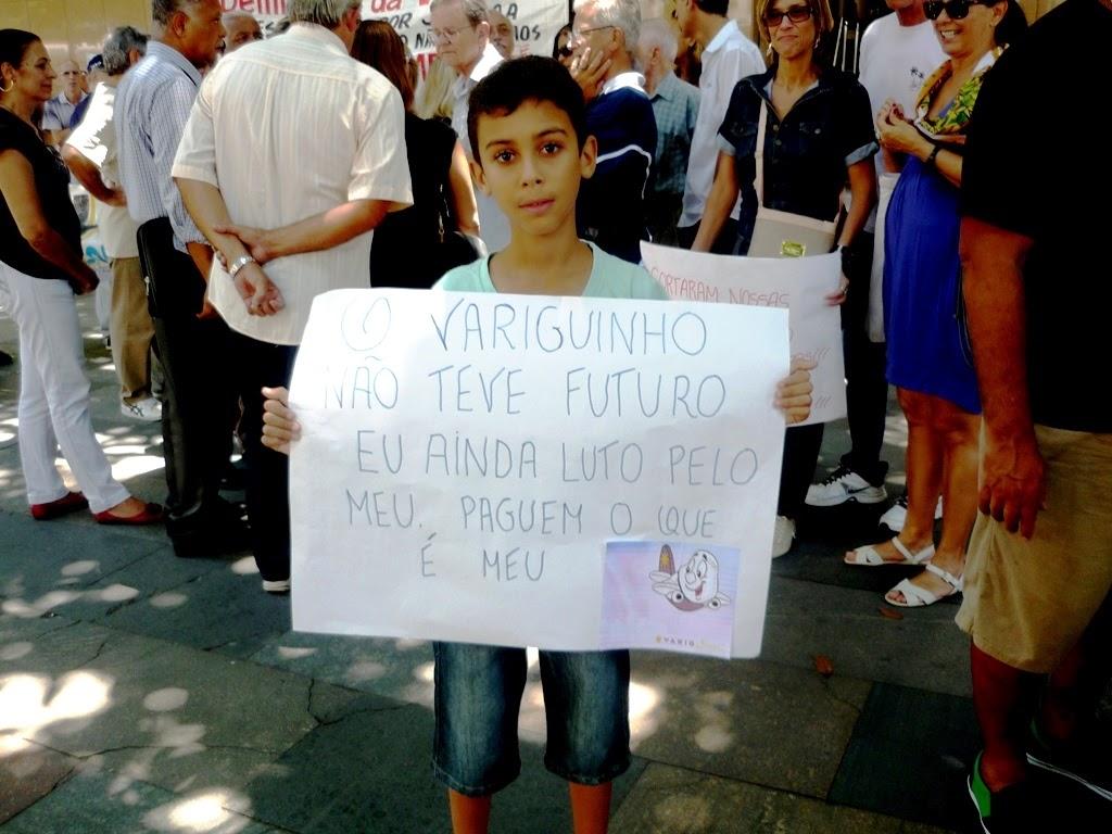 Lutando pelo futuro