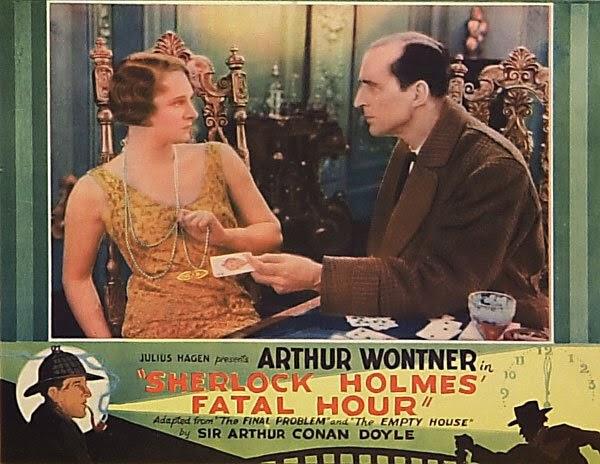Sherlock Holmes' Fatal Hour aka Sherlock Holmes and the Sleeping Cardinal