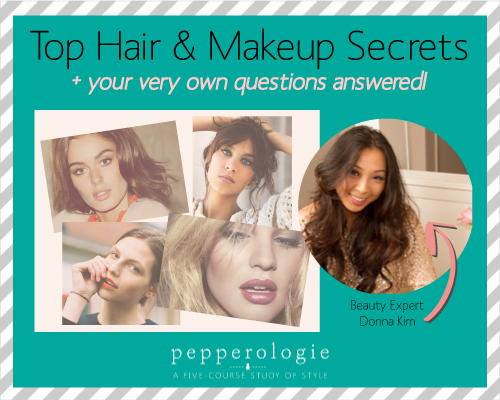 StyleAndPepperBlog.com : : Pepperologie // Hair Beauty