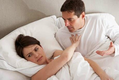 Tips Jika Wanita Menolak Bercinta