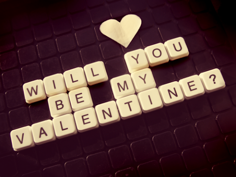 Be my valentine - TAG