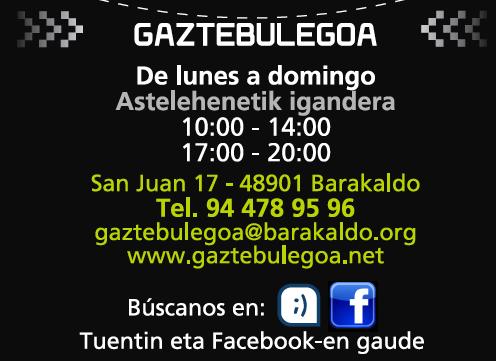 Barakaldo Digital El Centro De Informaci N Juvenil