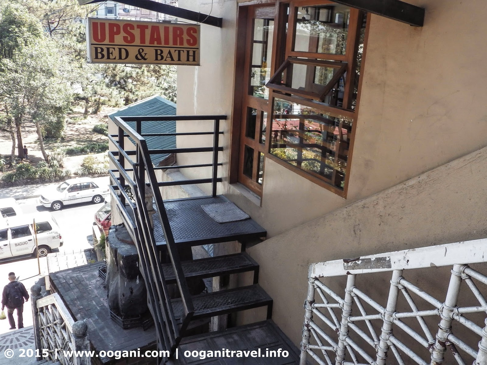 Located At The Center Of Baguio City Just In Front Sm Near Session Road And Walking Distance To Victory Liner Buss Station
