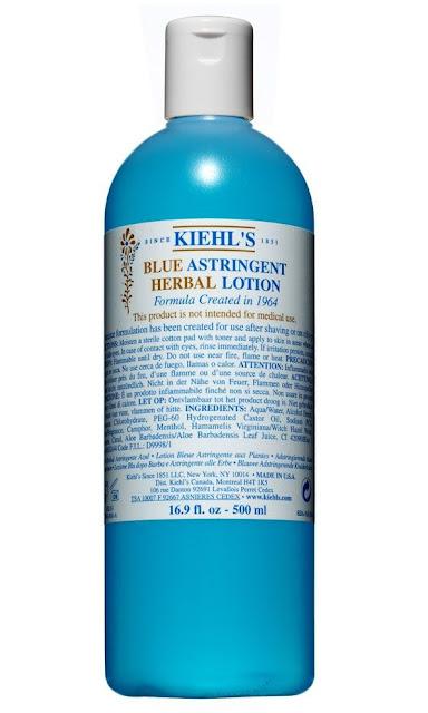 Blue Astringent Herbal Lotion de Kiehl´s