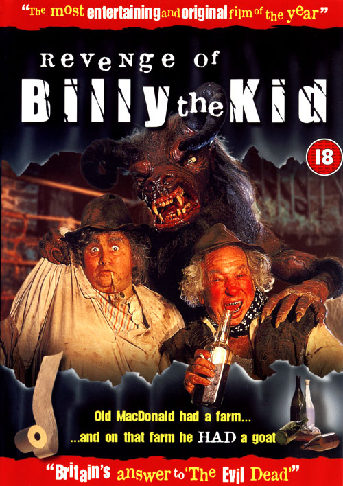 billy the kid dead picture. Revenge of Billy the Kid (1992