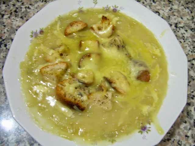 Nella cucina di teresa zuppa di cipolle - Nella cucina di teresa ...