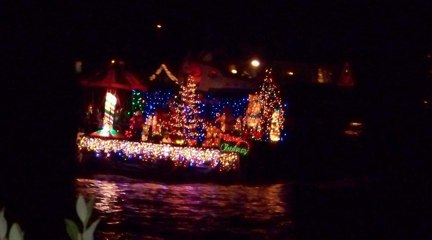 New Smyrna Beach Christmas Boat Parade