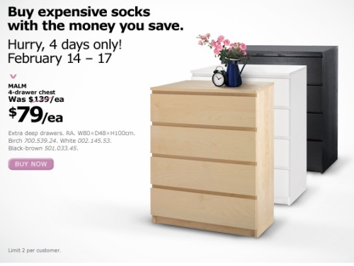 Ikea Recalls Million Malm Dressers And Chests After Six