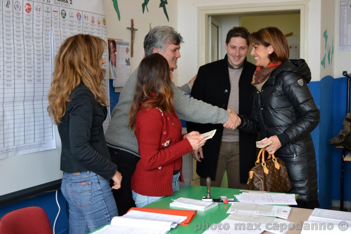 Giuseppe guida candidato alla camera dei deputati con for Votazioni alla camera