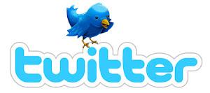 Conéctate con nosotros en Twitter