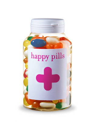 MI MUNDO AMAJAIAK: CANDY LAB VS. HAPPY PILLS