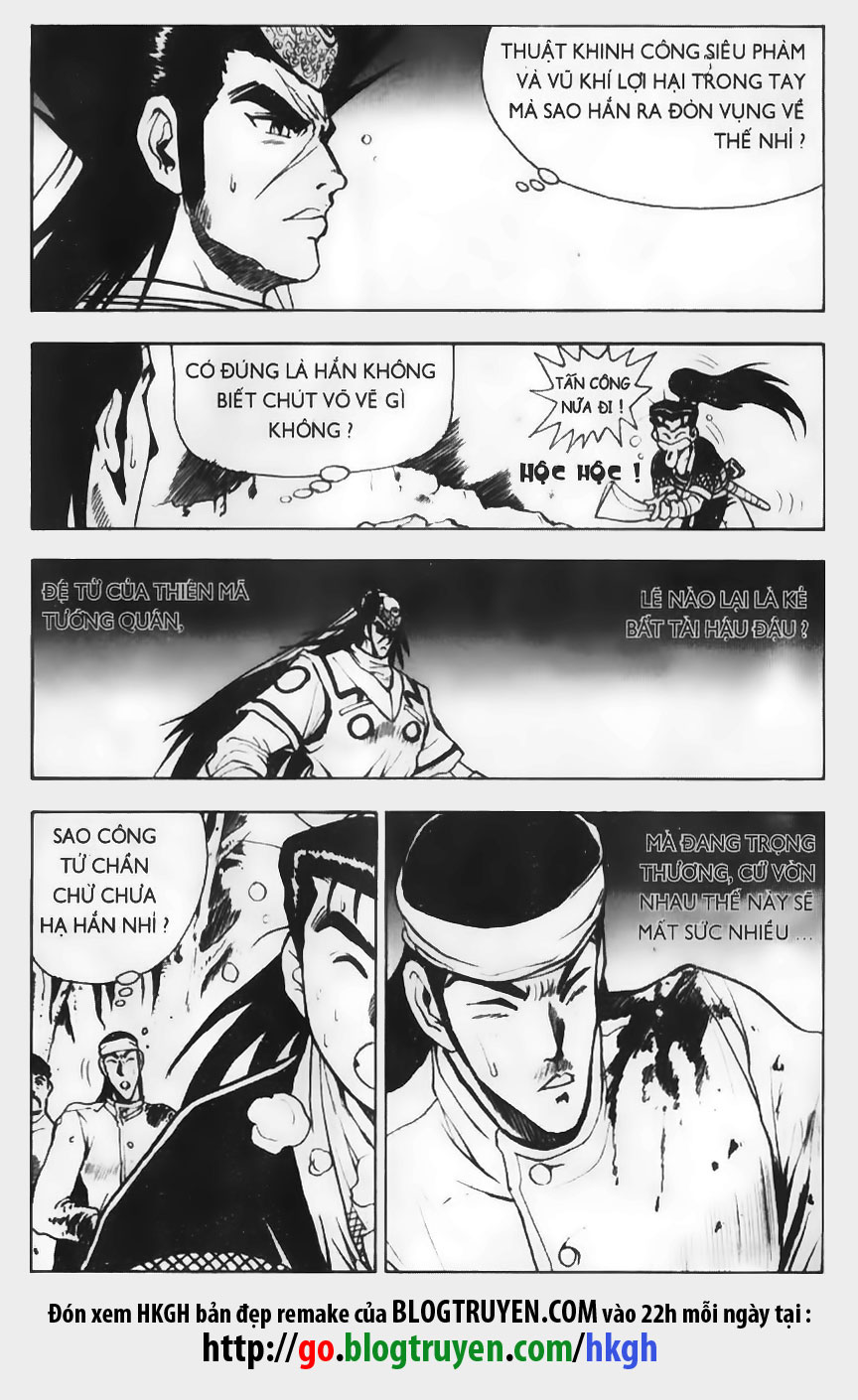Hiệp Khách Giang Hồ chap 21 page 28 - IZTruyenTranh.com