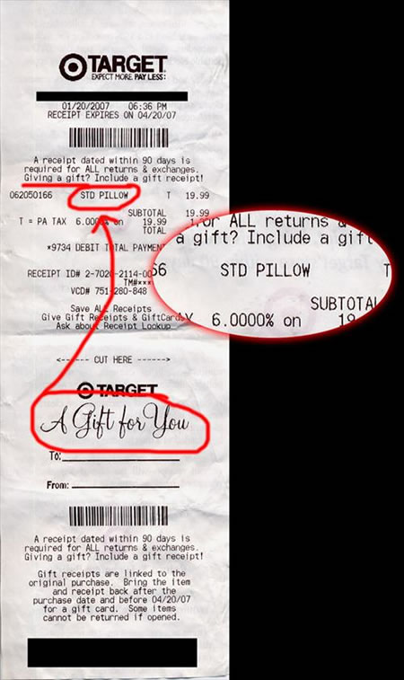 Funniest Receipts Of All Time Seen On www.coolpicturegallery.us