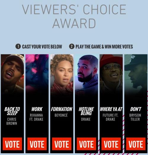 Viewer's Choice Awards
